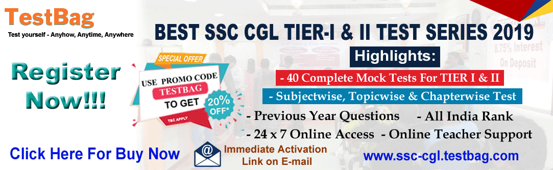 ✔️ Best online dating test for ssc cgl tier 2018 2019